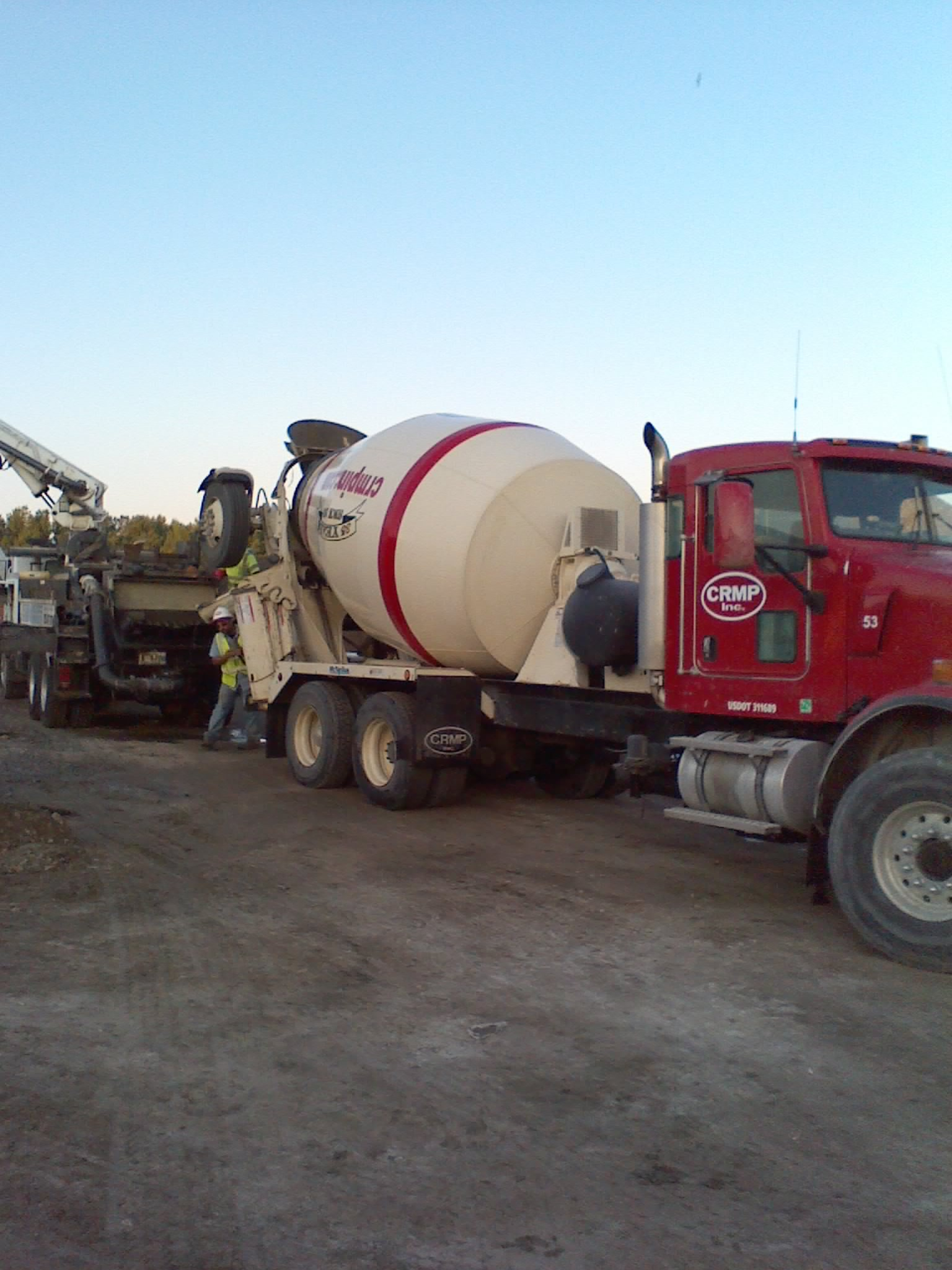 Photo Gallery – Commercial Ready Mix Products, Inc.