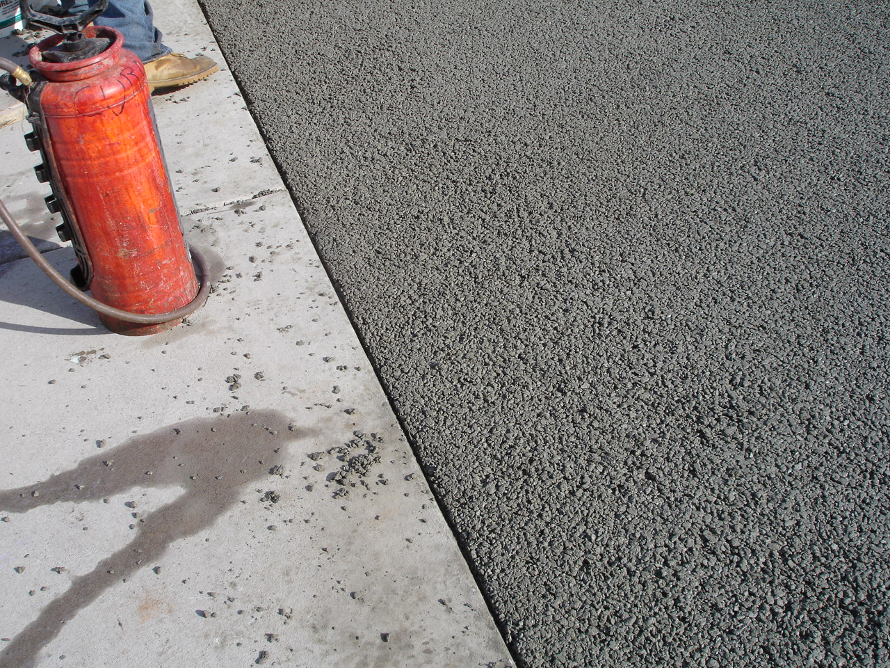 Pervious Concrete Mix Designs : Photo gallery commercial ready mix products inc